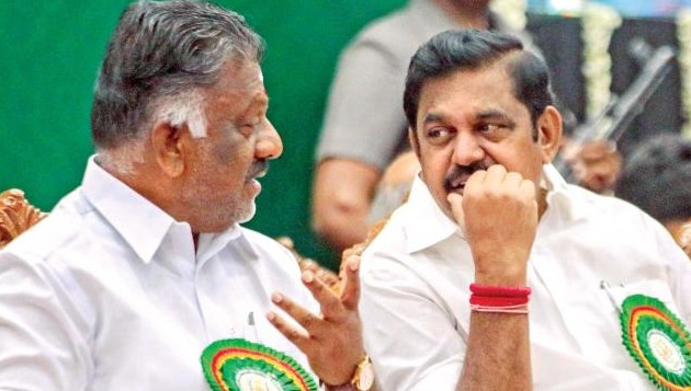 EPS, OPS promise to maintain Tamil Nadu as best-governed State - Update  News 360 | English News Online | Live News | Breaking News Online | Latest  Update News