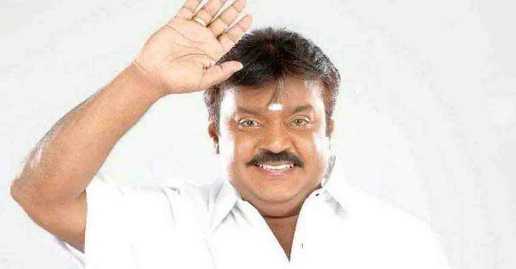 Vijayakanth- updatenews360