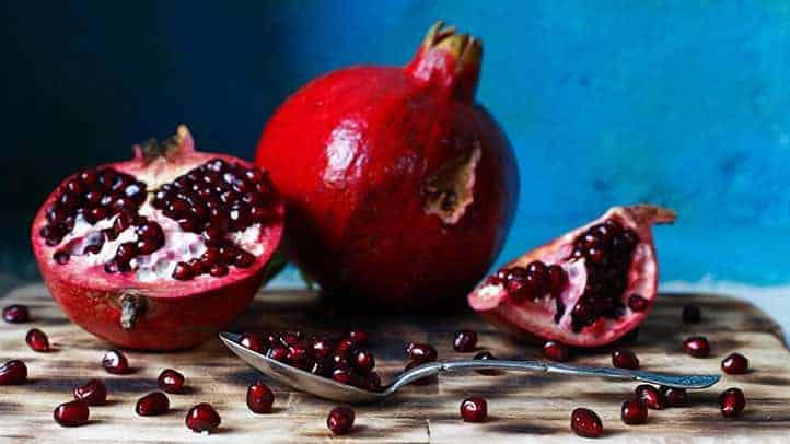 All-About-Pomegranate