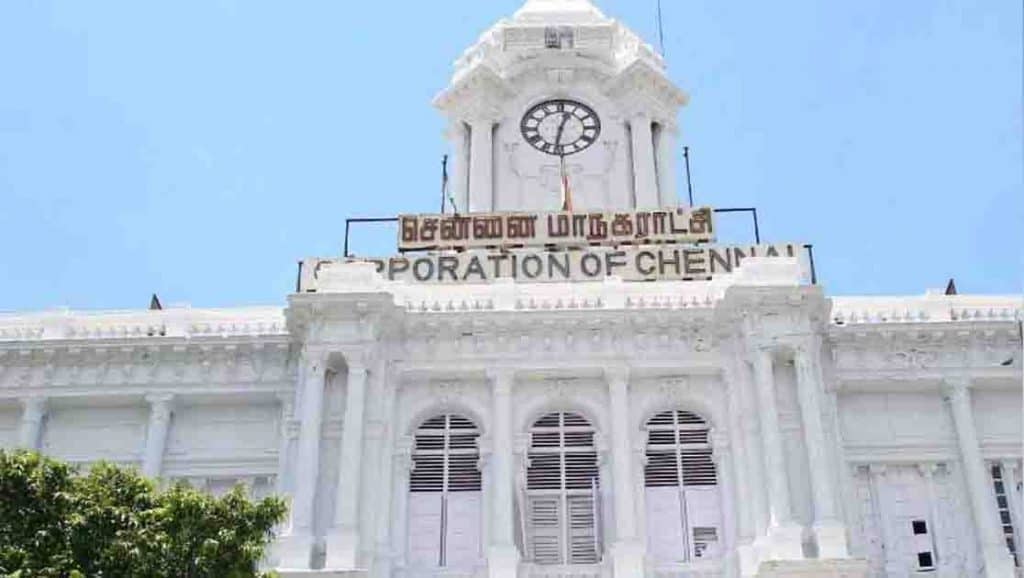 Chennai Corporation-UpdateNews360