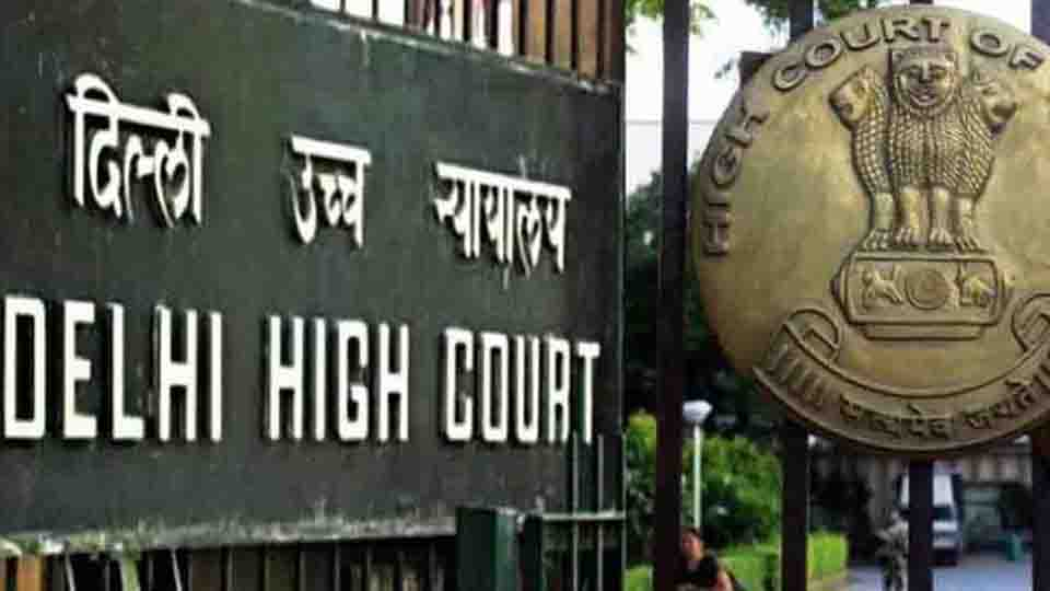 Delhi High Court updatenews360
