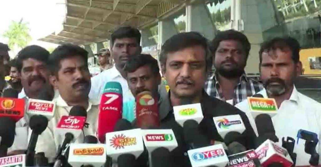 Madurai Thirumurugan - updatenews360
