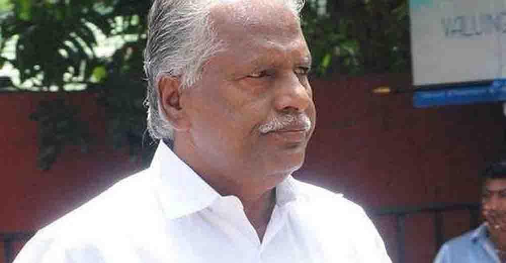Krishnagiri KP Munusamy - updatenews360