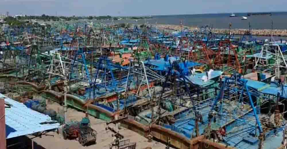 fishermen strike in tuticorin - updatenews360