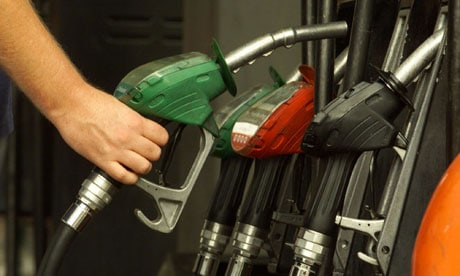 Petrol prices expected to rise by up to 4p a litre
