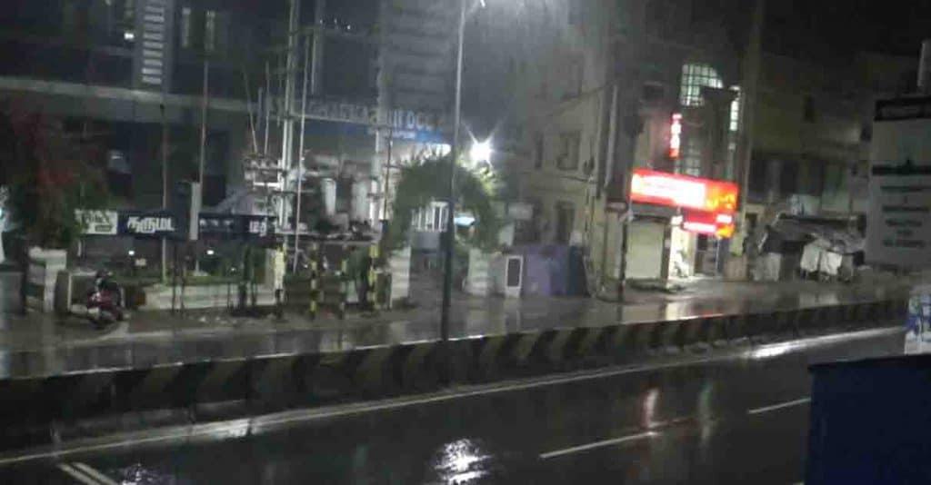 Dharumapuri Rain - updatenews360