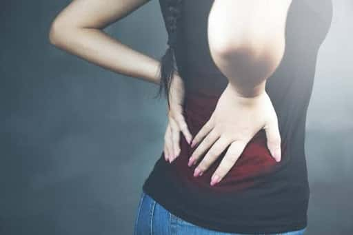 how to heal the back pain with the things that are available in the home