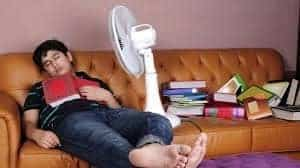 benefits and problems of sleeping with fan and without fan