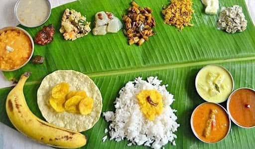 health and medicinal benefits of eating food in banana leaf