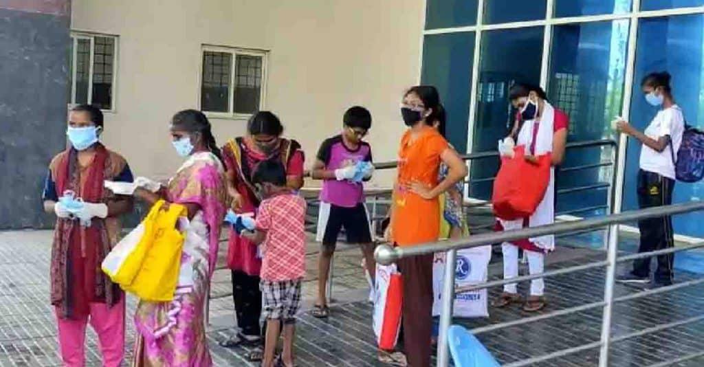 Madurai Corona Discharge