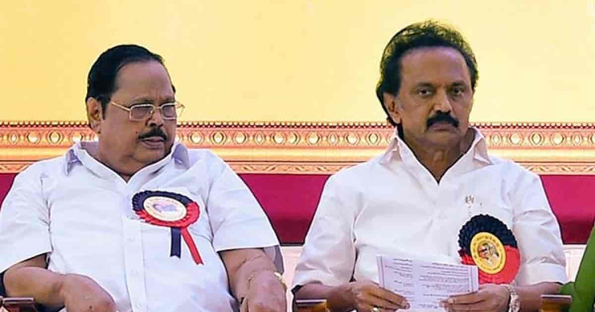 stalin - duraimurugan - updatenews360