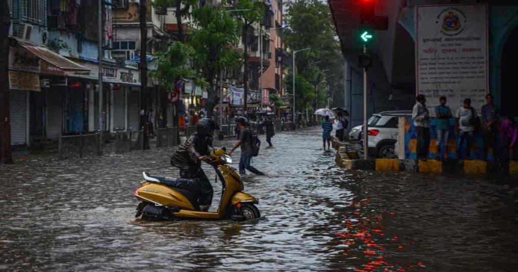 Mumbai rain - updatenews360