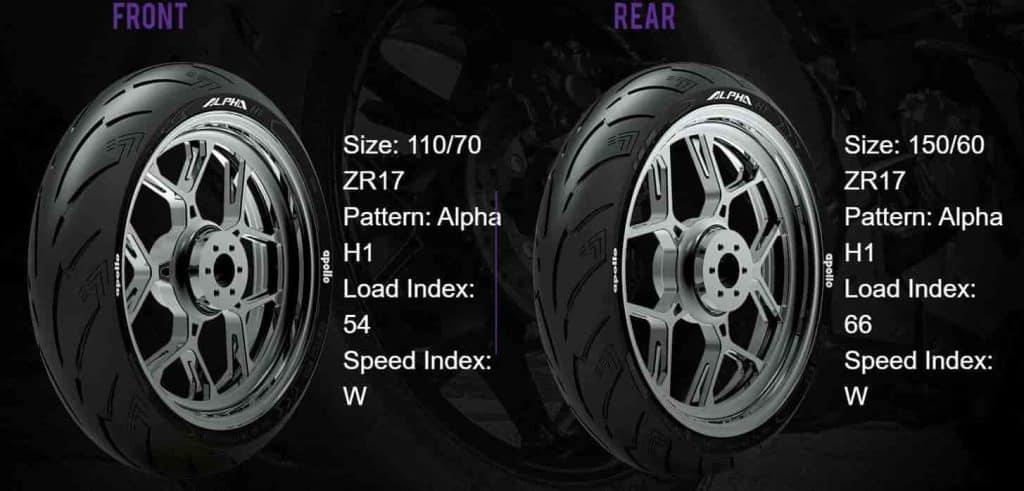 Apollo launches motorcycle tyre trial scheme