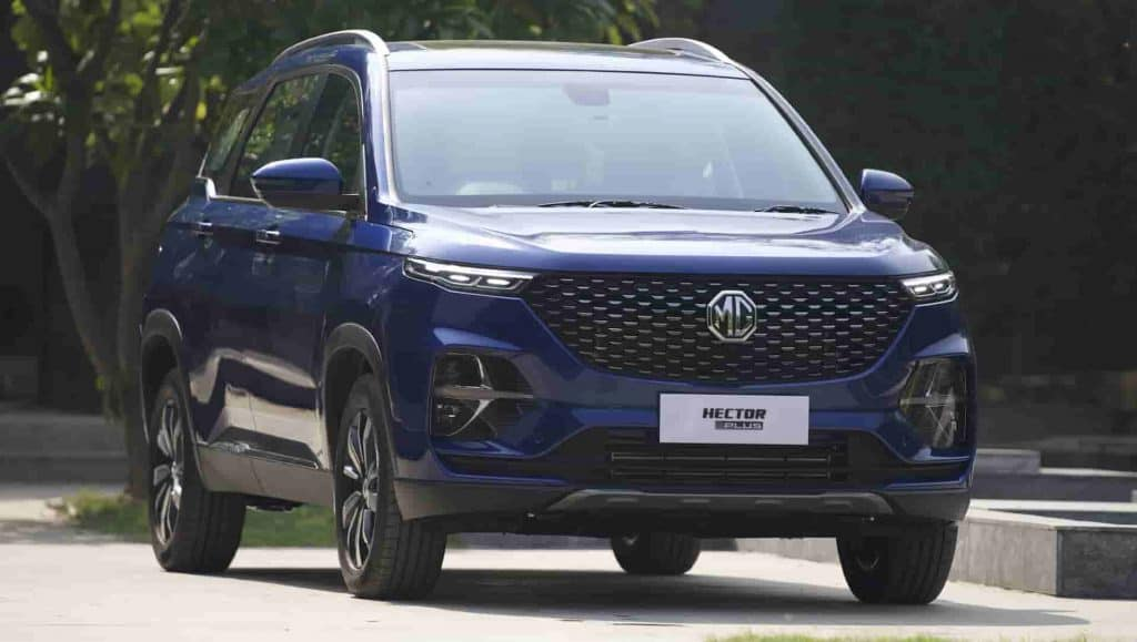 MG Hector Plus prices hiked