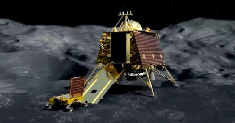 Chandrayaan-2, India's second lunar mission, completed one year in orbit around the moon