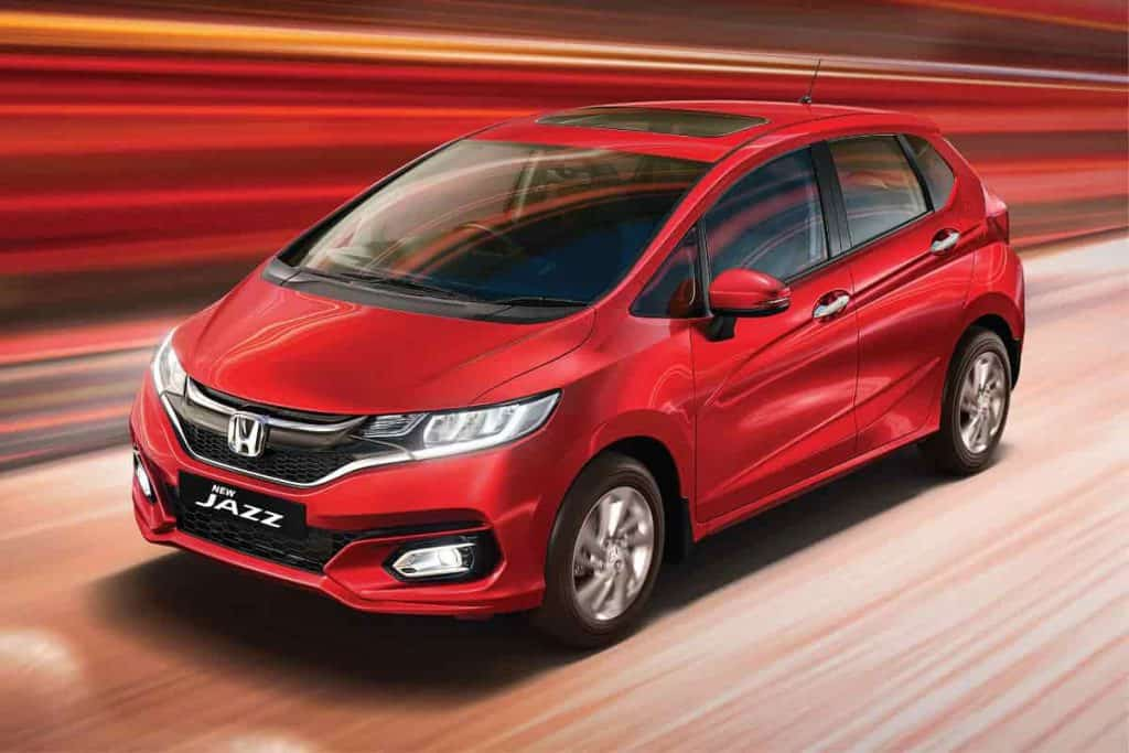 2020 Honda Jazz launched in India at Rs 7.49 lakh