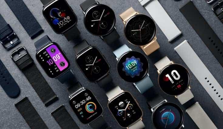 Amazfit Zepp E smartwatch launched