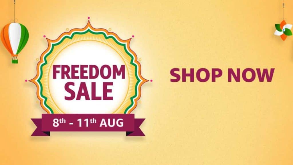 Amazon Freedom Sale kicks off with big discounts