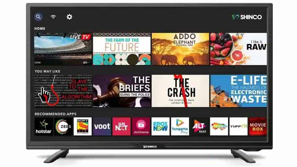 Amazon Prime Day Sale: Made in India 32-inch smart TVs under ₹15,000
