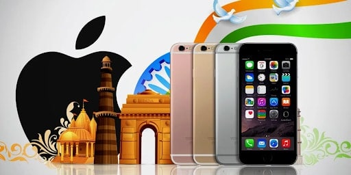 Apple planning to open its first online store in India next month