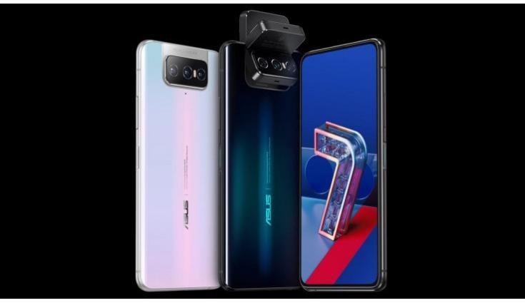 Asus Zenfone 7, Zenfone 7 Pro with flip camera announced