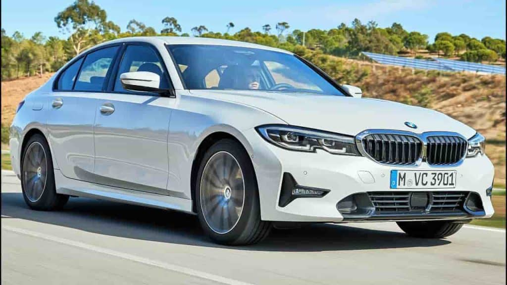 BMW 320d Sport reintroduced in India