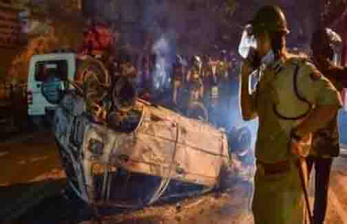 Bangalore Riots - Updatenews360