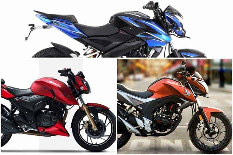 Best Bikes Under Rs 1 Lakh In India