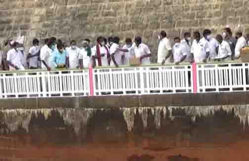 Bhavani Water Release - Updatenews360