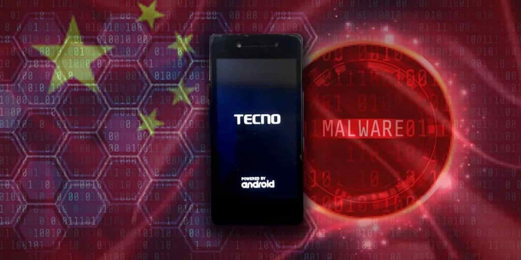 Chinese smartphone brand pre-installs malware to steal money, user data