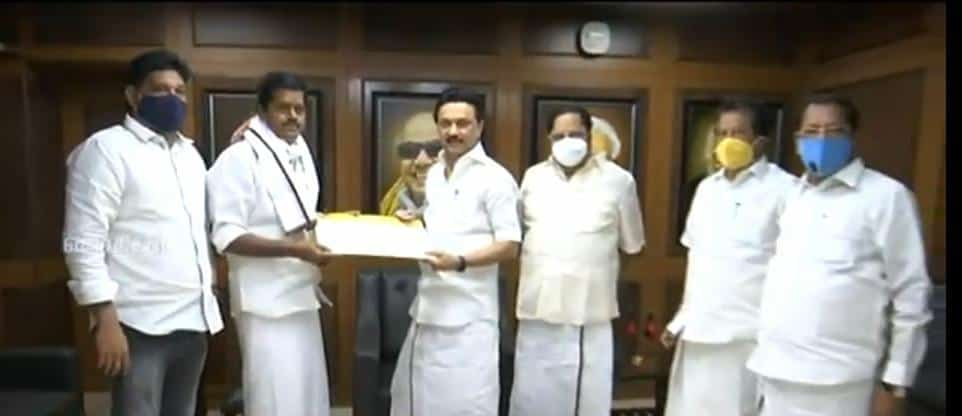 DMK - MP join - updatenews360