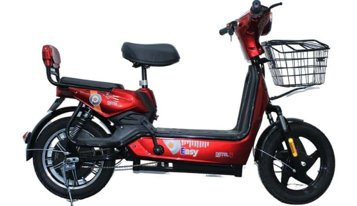 Detel launches Detel Easy two-wheeler electric vehicle at Rs 19,999