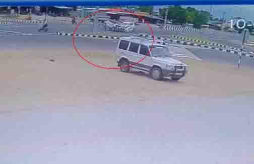 Dharapuram Acc CCTV- Updatenews360