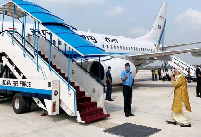 Flight Pm modi - updatenews360
