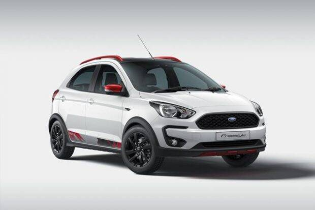 Ford Freestyle Flair edition launched in India