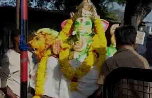Ganapathy Seized - Updatenews360