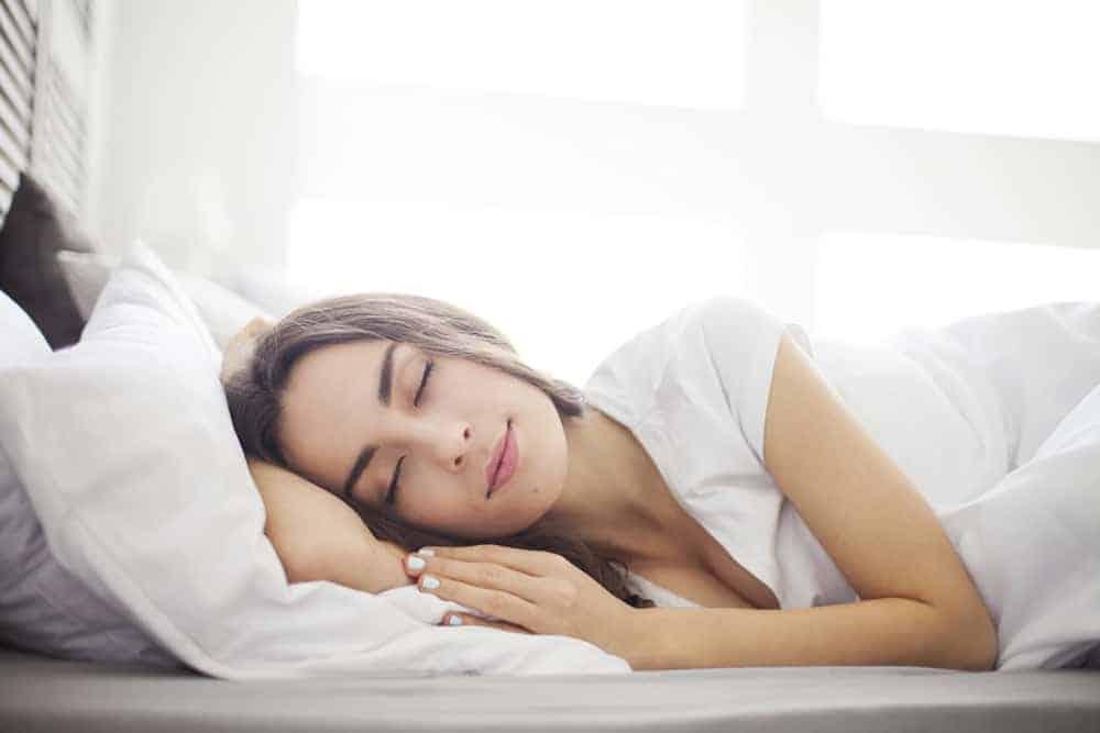 Girl Sleeping- updatenews360