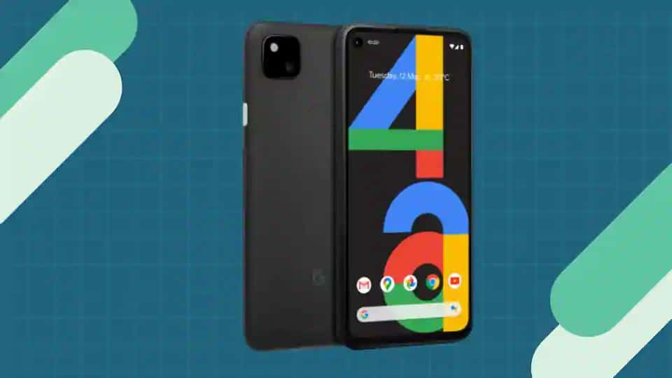 Google Pixel 4a with 12-megapixel camera, 6GB RAM launched