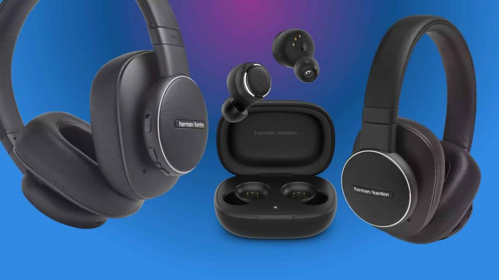 Harman Kardon launches new range of headphones and speakers