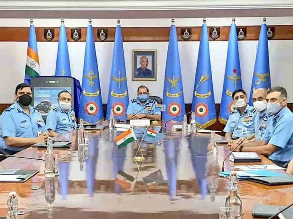 IAF launches mobile app to provide career-related information to aspirants