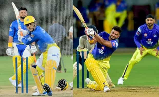 IPL csk practice - updatenews360