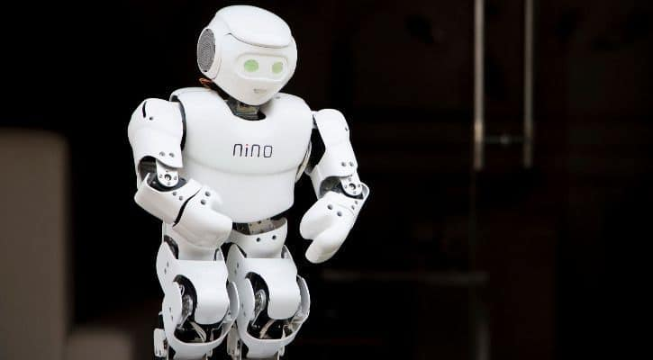 India's 1st Educational Robot Built For The Classroom
