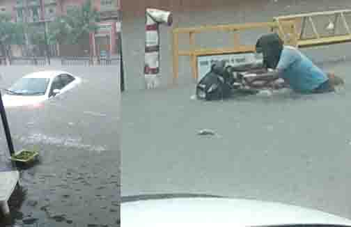 Jaipur Flood- Updatenews360