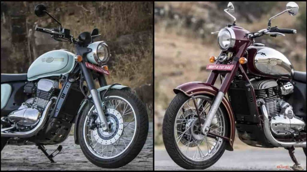 Jawa Standard, Forty-Two BS6 deliveries commence