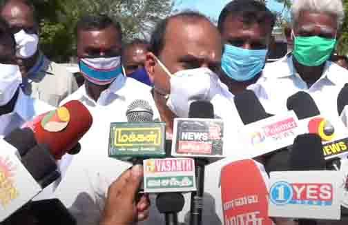 Kadamboor Raju - Updatenews360