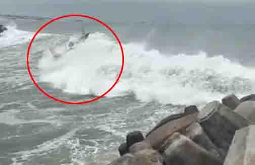 Kanyakumari Boat Upset - Updatenews360