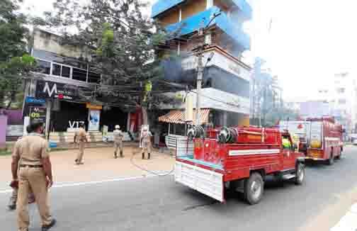 Kanyakumari Hotel Fire- Updatenews360