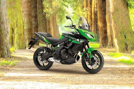 Kawasaki Versys 650 BS6 launched at Rs 6.79 lakh