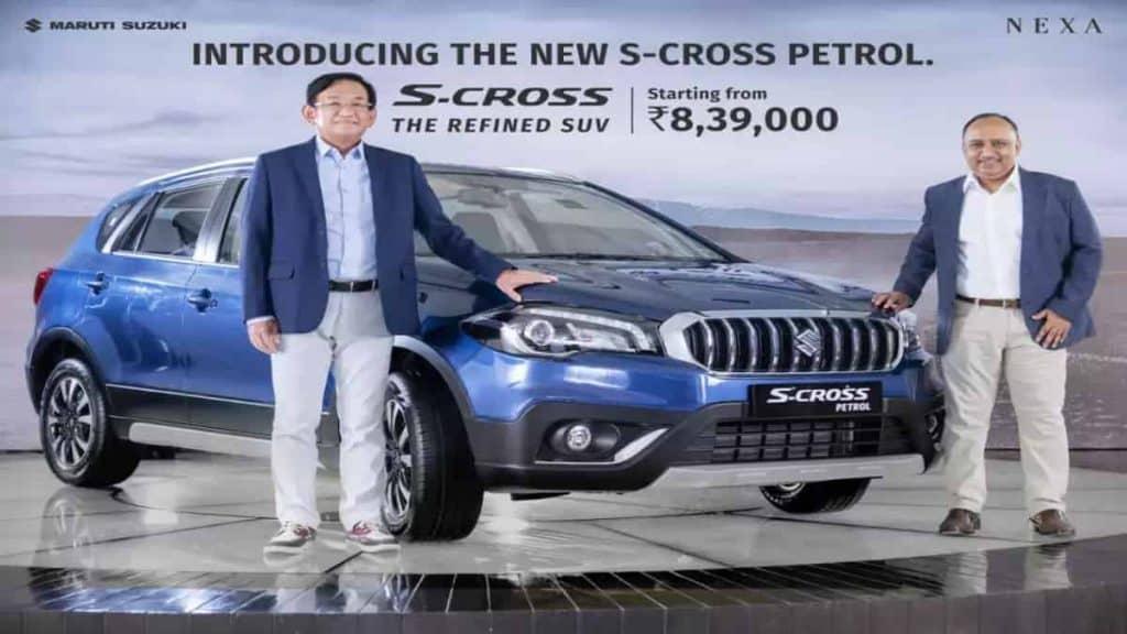 Maruti Suzuki S-Cross Petrol launched in India