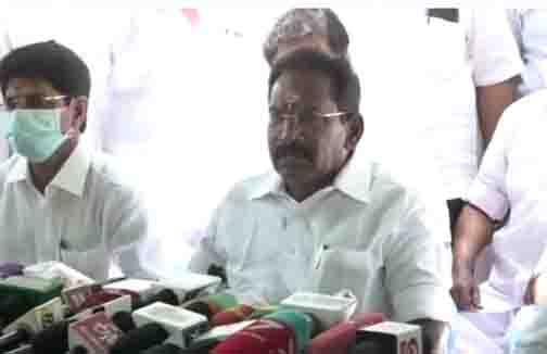 Minister Sellur Raju -Updatenews360